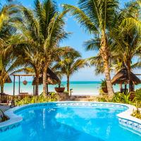 Holbox Dream Beachfront Hotel By Xperience Hotels, hotel in Holbox Island