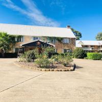 Campbelltown Colonial Motor Inn, hotel in Campbelltown