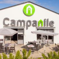 Campanile Poitiers, hotel in Poitiers