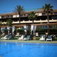 Resturante Hostal Tomas, hotel in Turre
