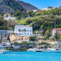 Hotel Gran Paradiso, hotell i Ischia