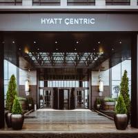 Hyatt Centric Montevideo, hotel em Montevidéu