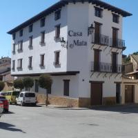Apartamentos Casa Mata, hotel in Rubielos de Mora
