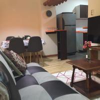 Departamento completo 41 mts2 -2 habs y 1 futón - Centro Tomé - 5 personas - Edificio Don Francisco max