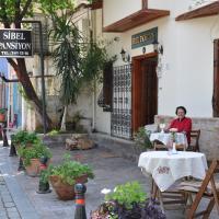 Sibel Pension, отель в Анталье