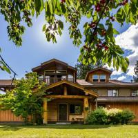 Bella Coola Mountain Lodge, hotel em Hagensborg