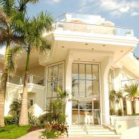 The Falls Hotel, hotel no Guarujá