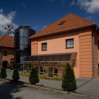 Zámecký Hotel Zlatý Orel, hotel v destinaci Hranice