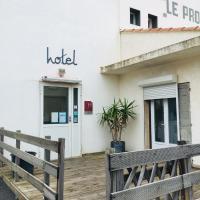 Hotel le Provençal, hotel in Narbonne-Plage