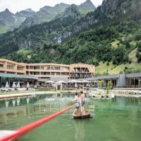 Feuerstein Nature Family Resort, отель в городе Колле-Изарко