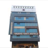 Grand Geet Hotels, hotel near Kanpur Airport - KNU, Kānpur