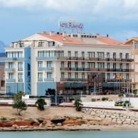 Hotel Flamingo, hotel a l'Ampolla
