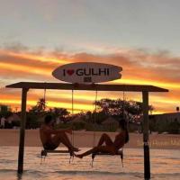 Sandy Heaven Maldives, отель в городе Гули