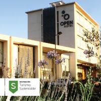 Open Hotel, hotel in Quillota