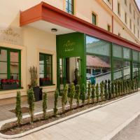 Hotel Park 45, отель в Загребе