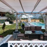 Fokas Luxury Villa, hotel in Skala Prinou