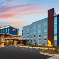 Hampton Inn & Suites San Diego Airport Liberty Station, hotel near San Diego International Airport - SAN, San Diego