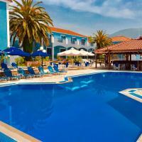 Blue Sky Hotel, ξενοδοχείο στην Πέτρα