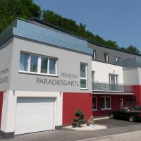 Frühstückspension Paradiesgartl, отель в городе Амштеттен