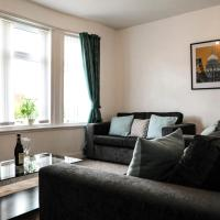 Glasgow, Bright 2-Bed Flat, 5 mins to City Centre, hotel in Glasgow