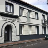 Hôtel de France La Teste Arcachon, hôtel à La Teste-de-Buch