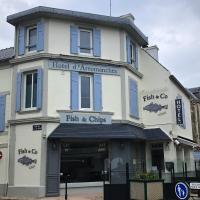 Hôtel d'Arromanches Pappagall, hotel in Arromanches-les-Bains