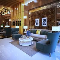 Lavona Tiba Hotel, hotel in Dammam