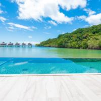 The Pristine Villas and Bungalows at Palau Pacific Resort, hotel in Koror