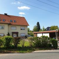 Ferienwohnung Berger, отель в городе Тарандт