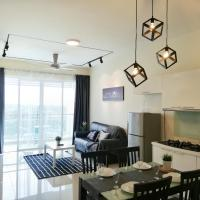 Ara Damansara Oasis Residence, Specious Home 4-8pax, 8min Subang Airport, 10min Sunway, hotel near Sultan Abdul Aziz Shah Airport - SZB, Petaling Jaya