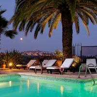ホテル ラ グランド バスティード、サン・ポール・ド・ヴァンスのホテル