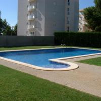 Apartamento vistas mar y piscina