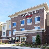 TownePlace by Marriott Suites Detroit Auburn Hills, hotel in Auburn Hills