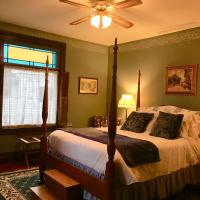 Trimmer House Bed and Breakfast, hotel in Penn Yan