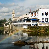 Nhundiaquara Hotel e Restaurante, hotel em Morretes