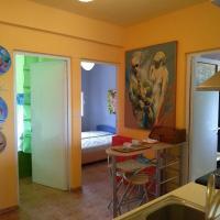 House of colors, ξενοδοχείο στη Νέα Μεσάγκαλα