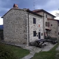 I Poggi di Belvedere 2, hotell i Pieve Santo Stefano