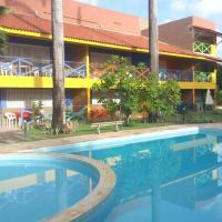 Pousada Recanto do Sossego, hotel in Itamaracá