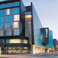 Radisson Blu Hotel, Glasgow, отель в Глазго