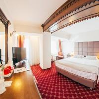 Best Western Bucovina Club de Munte, hotel in Gura Humorului