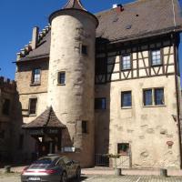 Schlosshotel Höfingen, отель в городе Леонберг