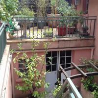 la maison rose: lieu atypique, hôtel à Nemours