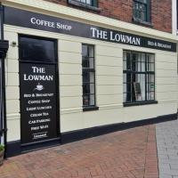 The Lowman, hotel in Tiverton