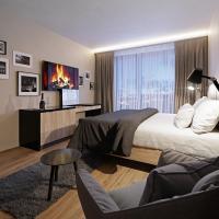 Avenue Pallova 28, hotel v Plzni