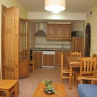 Apartamentos Cañones de Guara y Formiga, hotel en Panzano