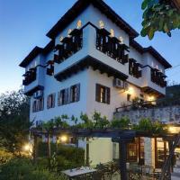 Hotel Stoikos, hotel in Vyzitsa