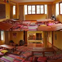 El Parche Rutero Hostel, hotel in Pisac