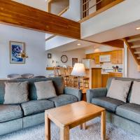3 Br With Gunnison Valley Views & Ski-In, Ski-Out Condo