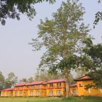River Park International Resort Pvt Ltd, hôtel à Sauraha