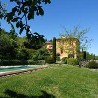 B&B La Bastide Desmagnans, hotel in Lacoste